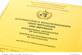 Zu wenig Impfstoff in Deutschland – selbst schuld